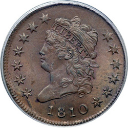 Classic Head Large Cent Cent