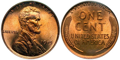 wheat cent
